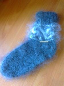 http://novohopersk-platok.ru/ Носки из козьего пуха-натуральные качественные теплые пушистые зимние ручной работы от производителя оптом и в розницу
