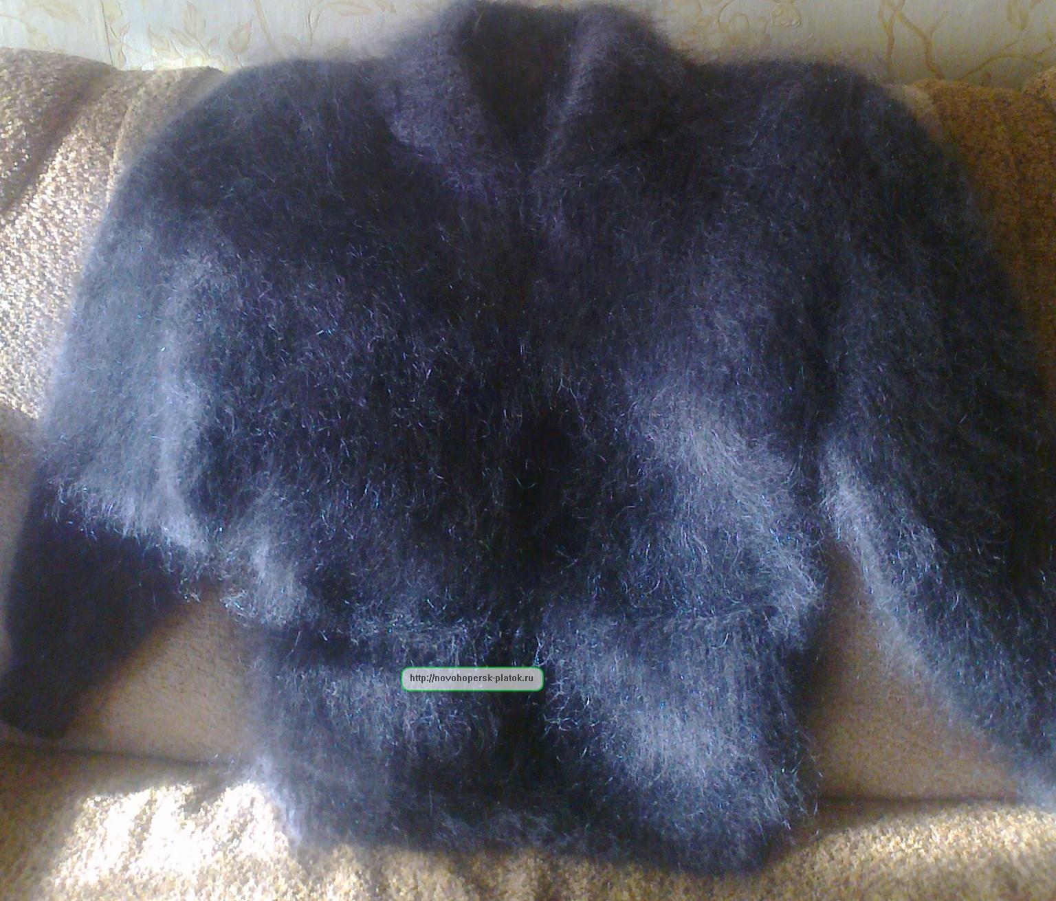 Кофты из пуха козы оптом и в розницу от производителя .