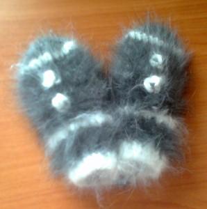 http://novohopersk-platok.ru/ Варежки из кроличьего пуха для детей и взрослых-натуральные качественные теплые пушистые зимние с рисунком ручной работы от производителя оптом и в розницу