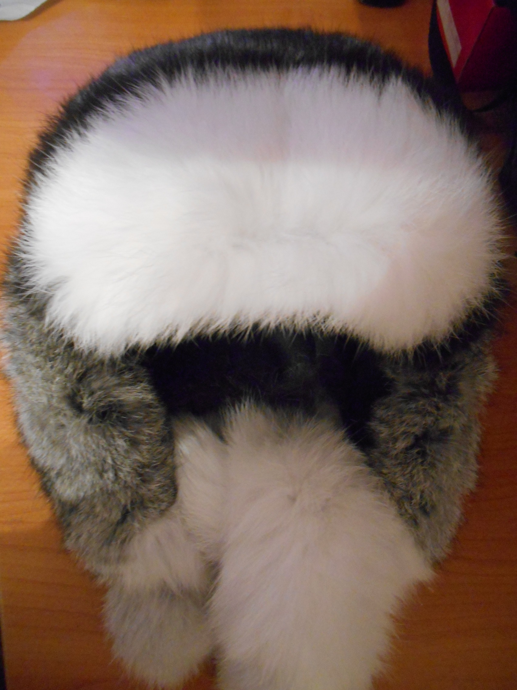 Сшить шапки из кролика 79